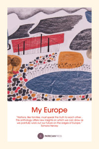 My Europe – An Anthology, by Anna Johnson and Anna Vaught, editors