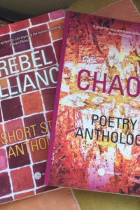 CHAOS AND REBEL BOOK BUNDLE, by Anna Johnson, Editor
